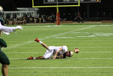 Another Rough Night for Cy Woods