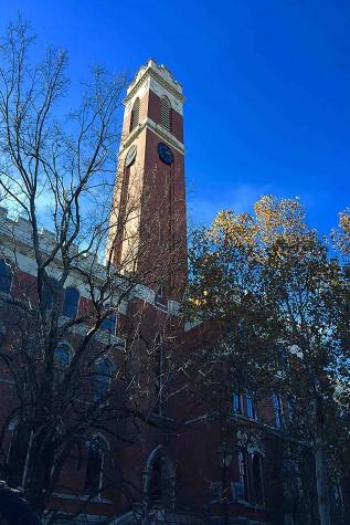 Anchor Down: A Review of Vanderbilt University