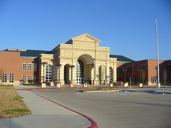 Cy Woods High School