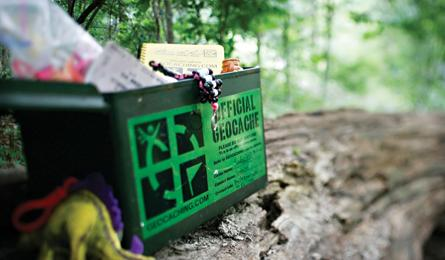The Geocaching Experience