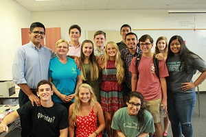 Saying Goodbye to a Superhero Spanish Teacher