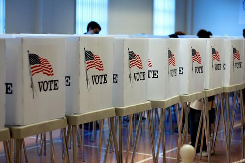 Authorities say voting records in Arizona and Illinois were illegally accessed.