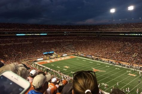 The Year Of The Longhorns