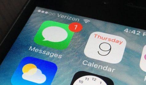 iOS 10 or iOS No