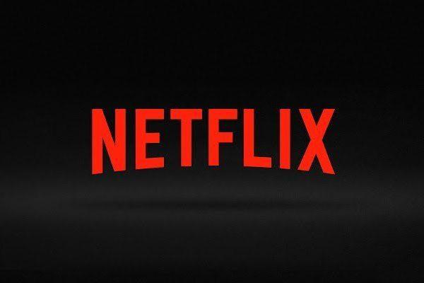 The signature Netflix logo