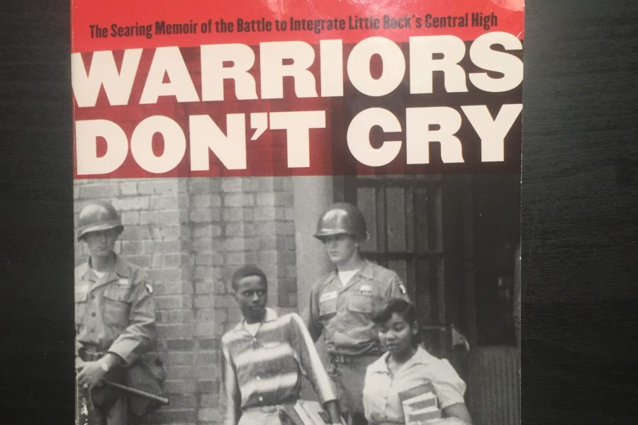 Paperback+cover+of+%22Warriors+Don%27t+Cry%22