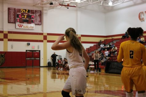 Top Photos from Woods V Ranch Basketball