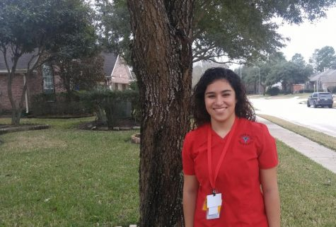 Person of the Week: Jennifer Santos