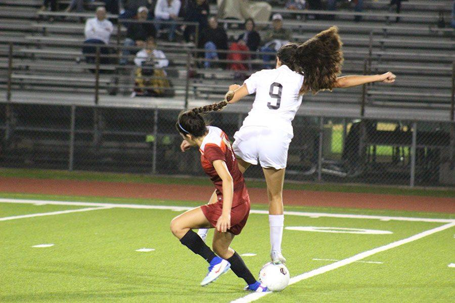 Top Photos from Woods V Falls Soccer
