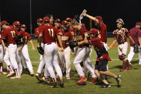 Cy Woods Baseball Makes Playoffs