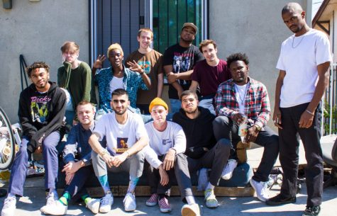 Brockhampton and the Redefinition of Boy Bands