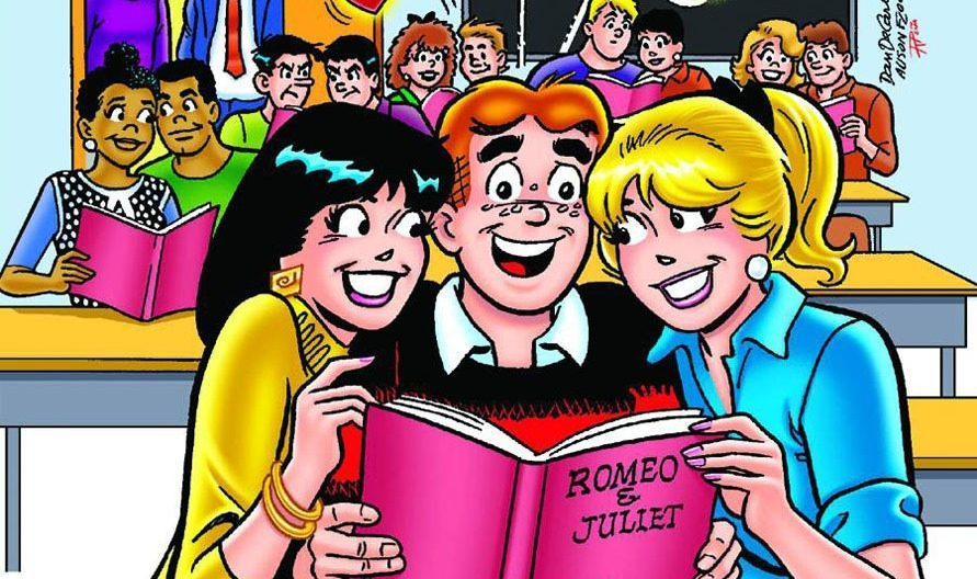 The+show+Riverdale+is+based+on+the+Archie+comics.