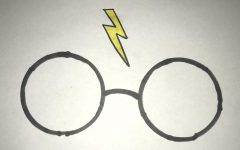 A Harry Potter inspired drawing.