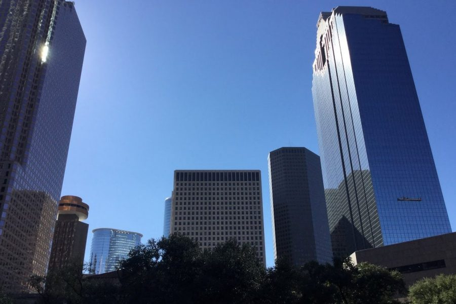My take on Houstonian Architecture