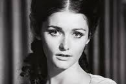 Actor Margot Kidder.