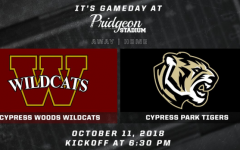 Game Summary: Cy Woods vs Cy Park