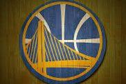 The Golden State Warriors logo