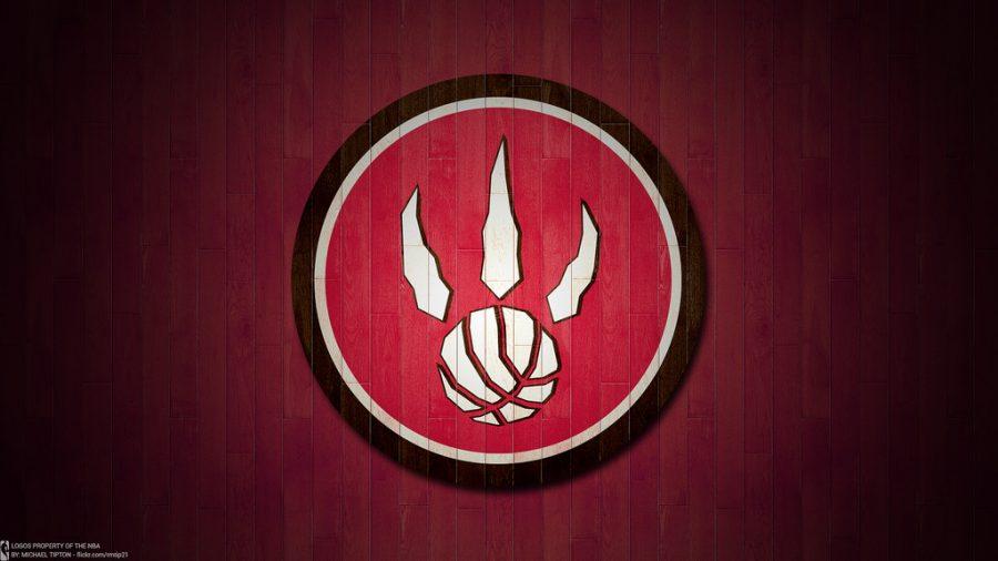 Toronto Raptors claw logo.