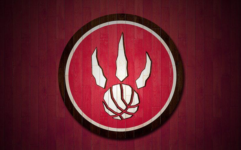 Toronto Raptors claw logo