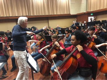 Orchestras California Journey