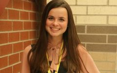 Senior Camilla McIver