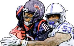 Texans Versus Colts