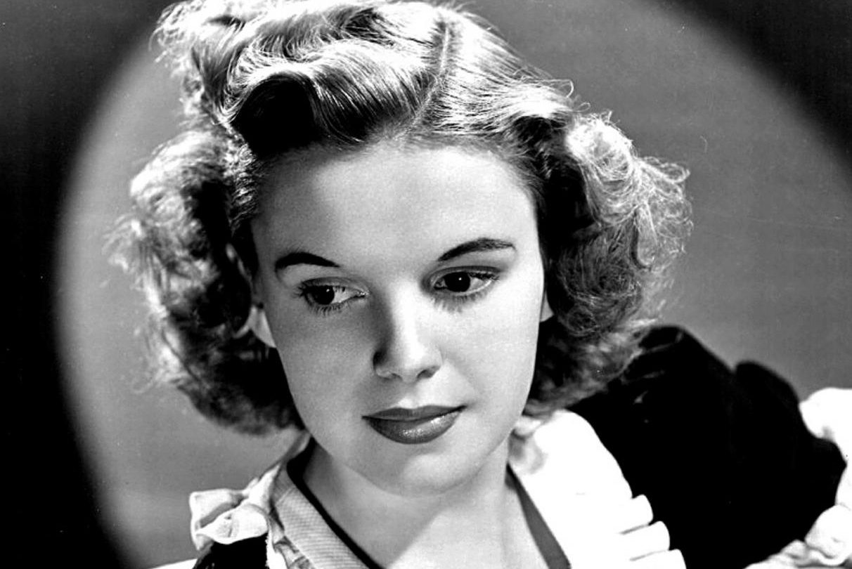 Judy Garland after the release of The Wizard of Oz.
