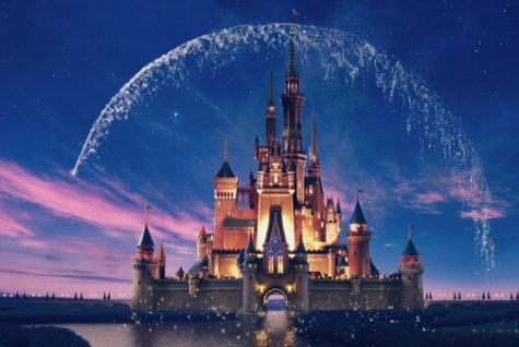 The tower that is seen opening all Disney originated films