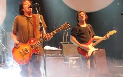 Ween performs in Edmonton, Alberta, Canada on November 17, 2007.