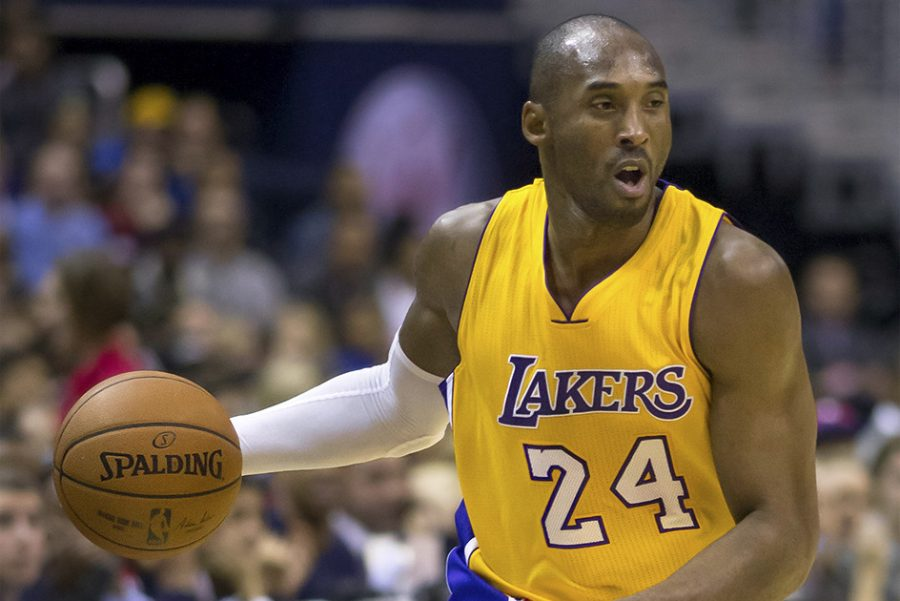 Kobe+Bryant+playing+against+the+Washington+Wizards+on+Dec.+3%2C+2014